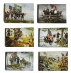 Gettysburg Art Magnet Set By Dale Gallon